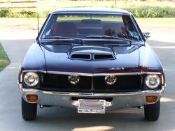 83541s 1970 AMC Javelin