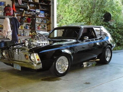 rich-luke 1971 AMC Gremlin