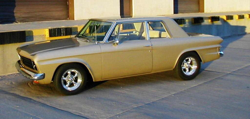 Studearch 1966 Studebaker Lark Specs Photos Modification Info at