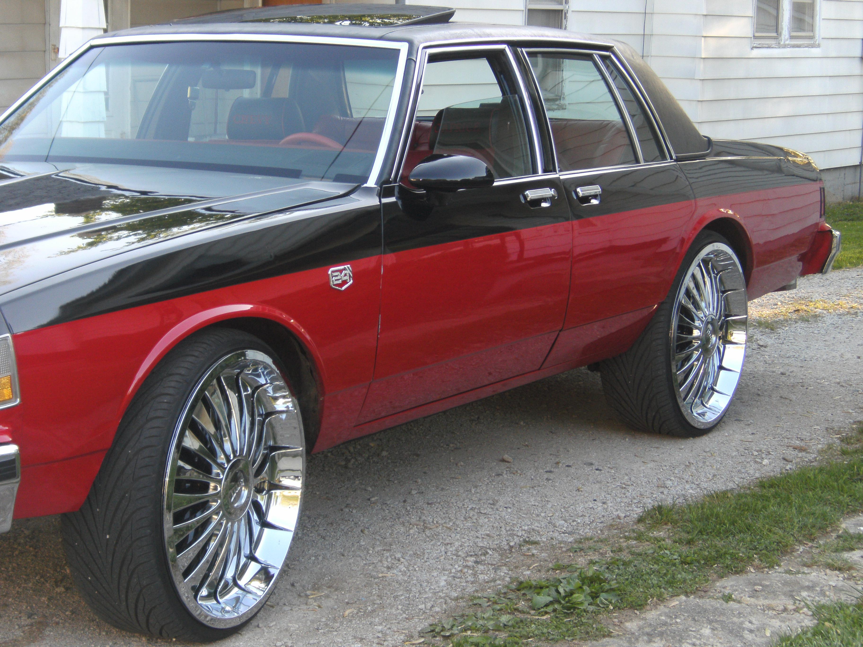 coollyme2 1987 Chevrolet Caprice