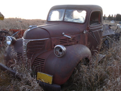 Sierra234 1947 Dodge W-Series Pickup