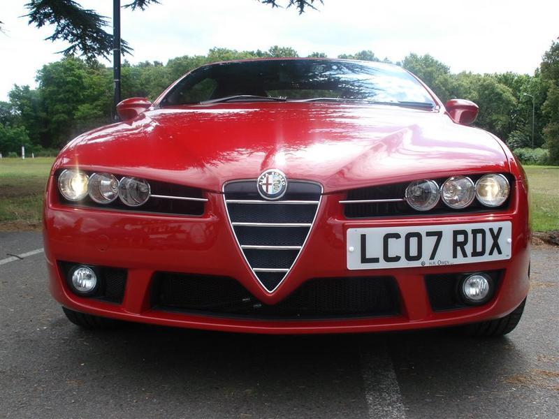 Another gradycat 2005 Alfa Romeo Spider post... Photo 4697436