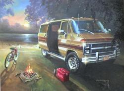 motoringartist 1994 Chevrolet G-Series 1500