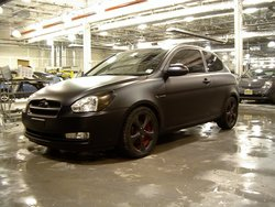dAMIAn78s 2007 Hyundai Accent
