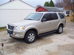 NUTHINFANCEEs 2007 Ford Explorer