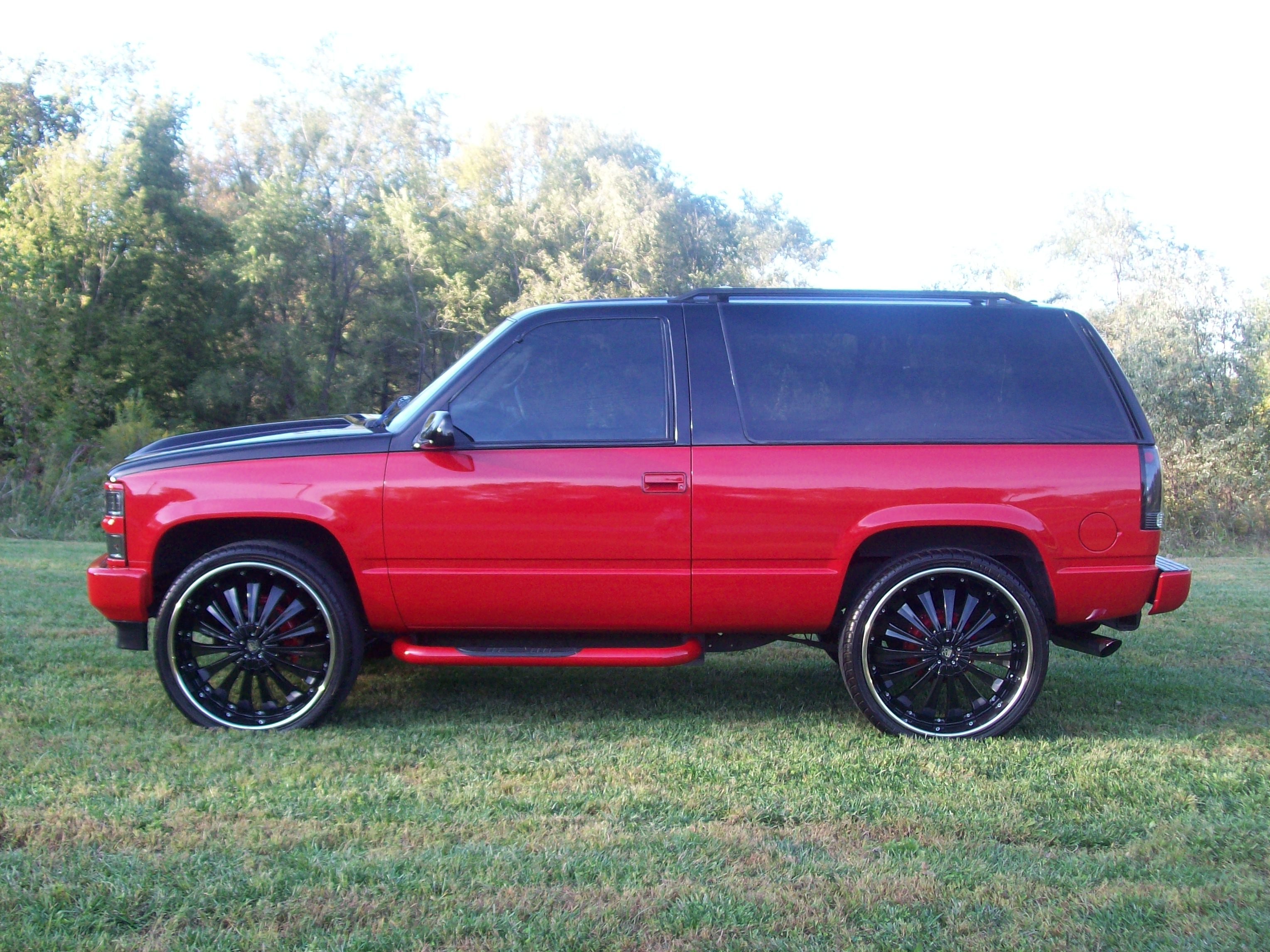 Another kgptata 1995 Chevrolet Tahoe post... - 12219981