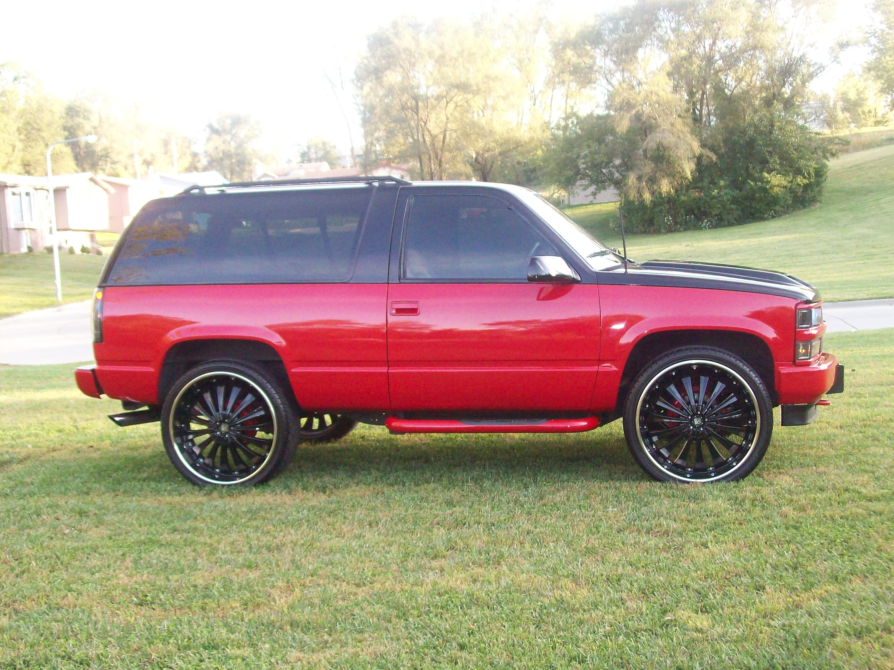 Another kgptata 1995 Chevrolet Tahoe post... - 12219985