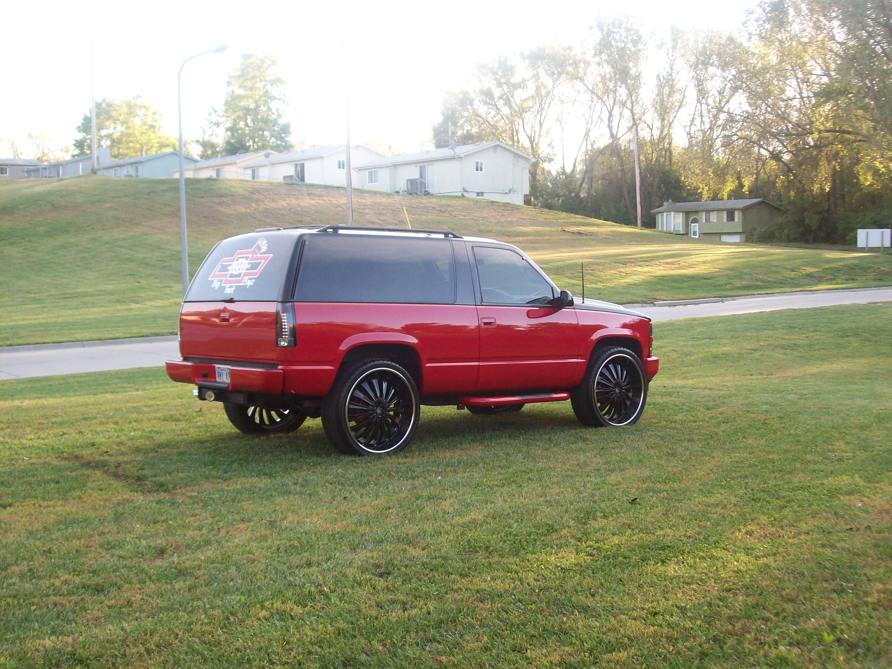 Another kgptata 1995 Chevrolet Tahoe post... - 12219986