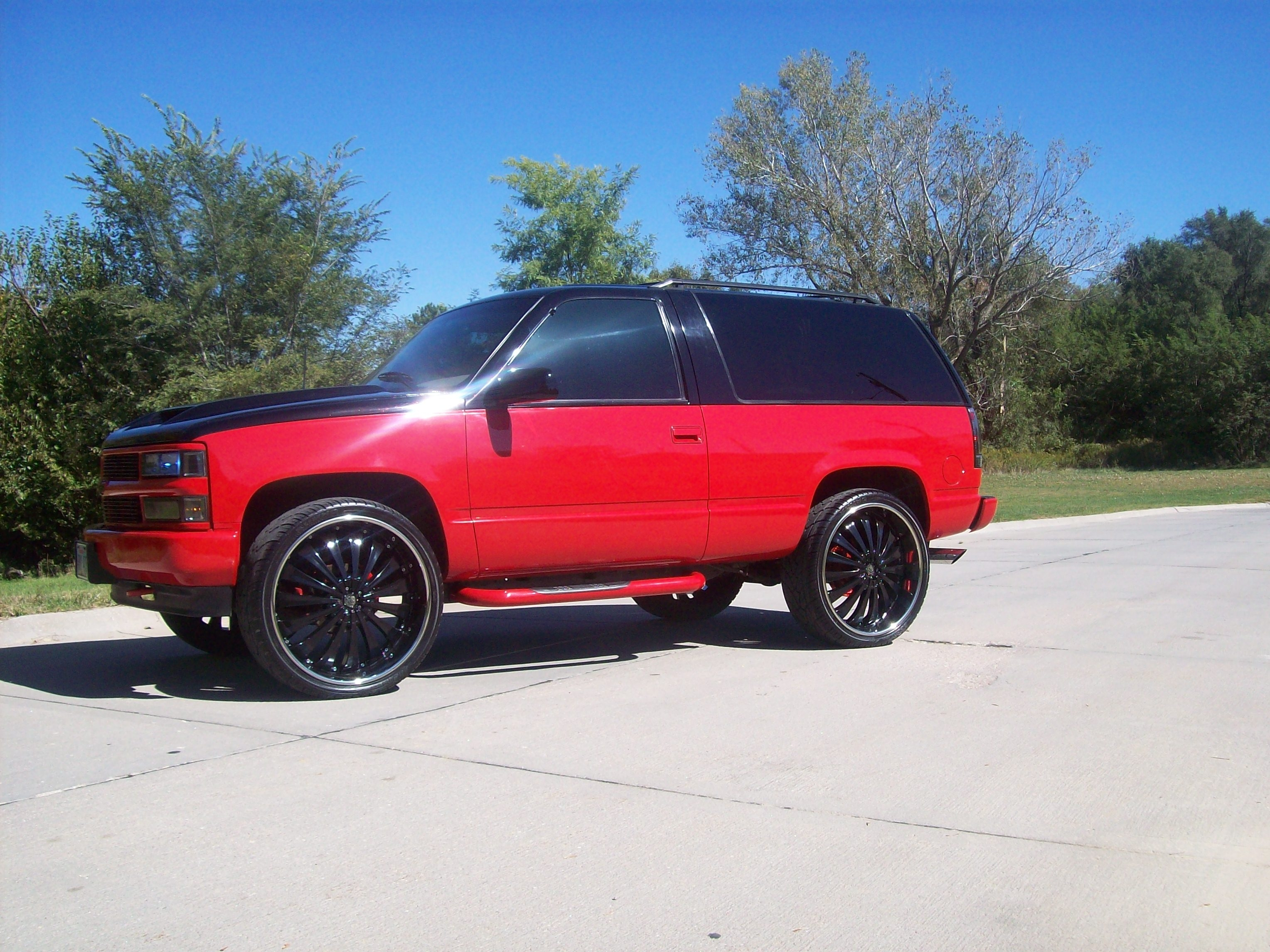 Another kgptata 1995 Chevrolet Tahoe post... - 12219994