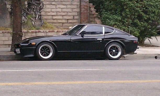 LA-greek's 1975 Datsun 280Z
