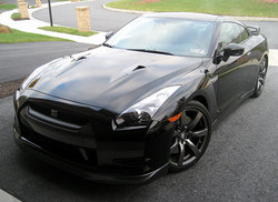 Black4Gs 2009 Nissan GT-R