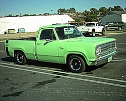 TheDrifter50s 1973 Dodge D150 Club Cab