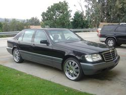 nismoking92s 1995 Mercedes-Benz S-Class