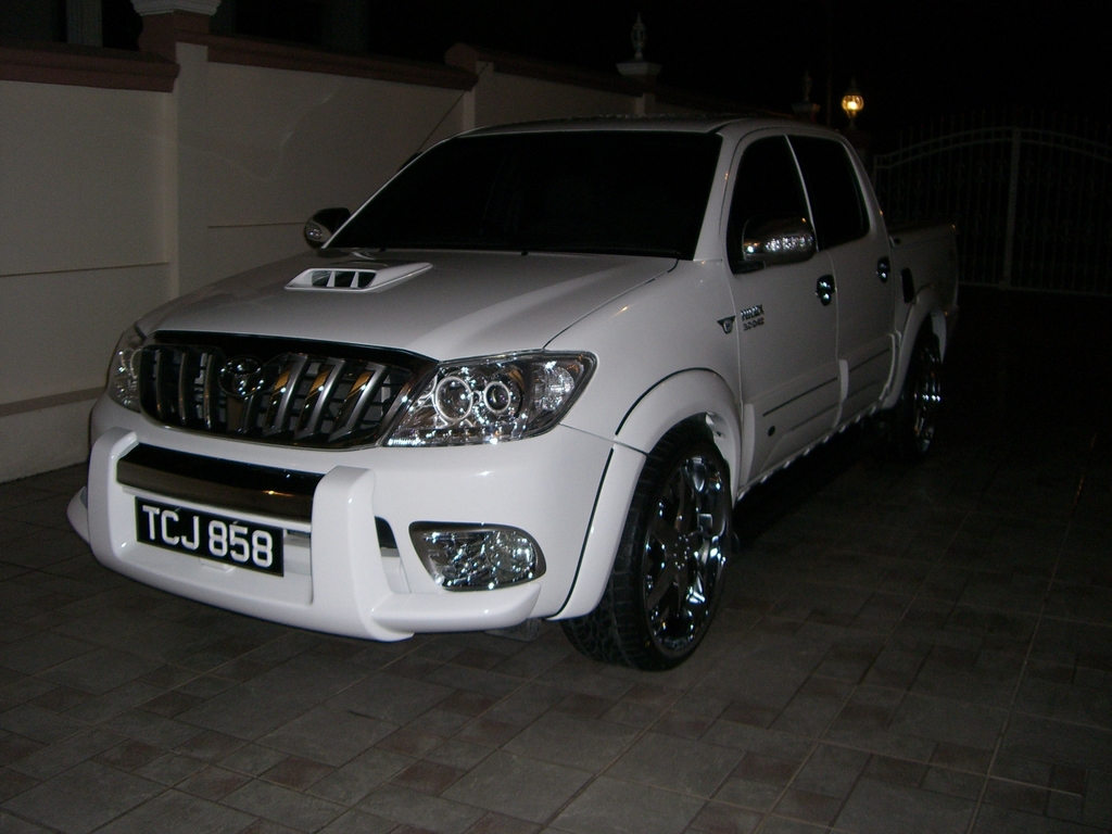 Tensee 2008 Toyota Hilux Specs Photos Modification Info