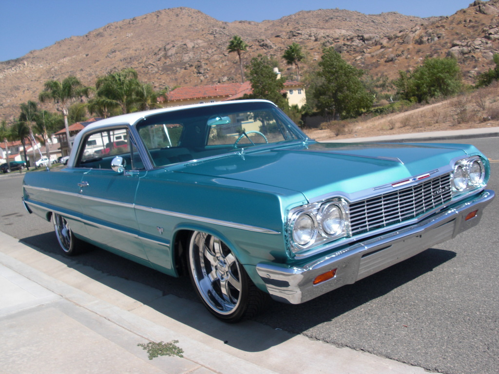 vccustoms1 1964 Chevrolet Impala 12222667