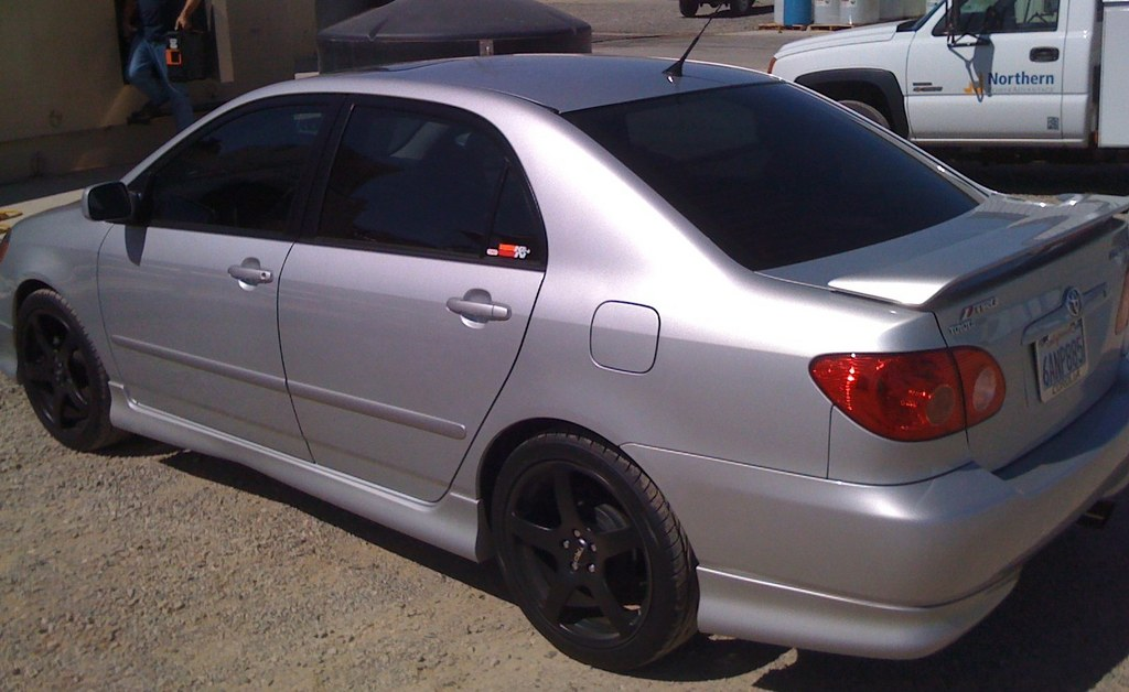 Kahmann 2007 Toyota Corolla Specs Photos Modification