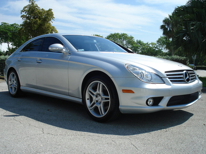 Another lnicholson2 2007 Mercedes-Benz CLS-Class post... - 12225094