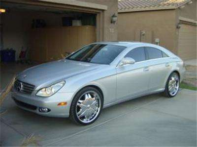 Another lnicholson2 2007 Mercedes-Benz CLS-Class post... - 12225103