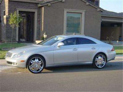 Another lnicholson2 2007 Mercedes-Benz CLS-Class post... - 12225105