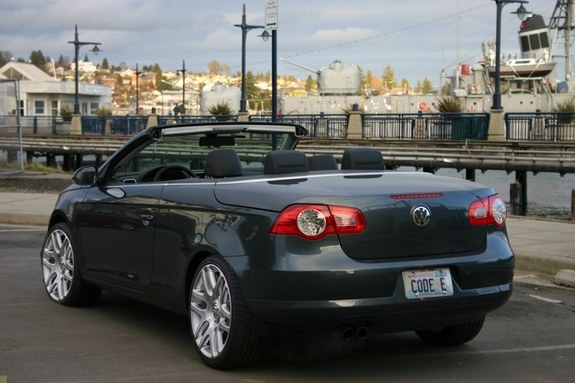 Codyallyn 2007 Volkswagen Eos Specs Photos Modification