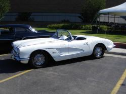 67SS4spd 1959 Chevrolet Corvette