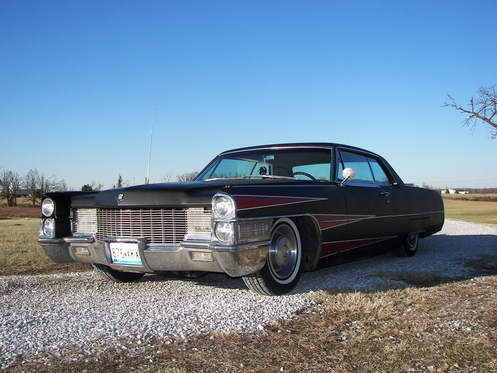 benoxj 39 s 1965 cadillac deville in monett mo. Cars Review. Best American Auto & Cars Review
