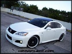 Robsdaaces 2008 Lexus IS F