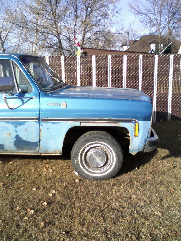 Another 68meteor390 1979 Chevrolet C/K Pick-Up post... - 12413967