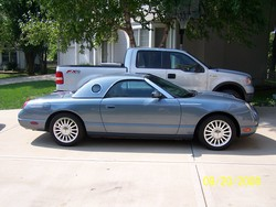 bubba_hawk 2005 Ford Thunderbird
