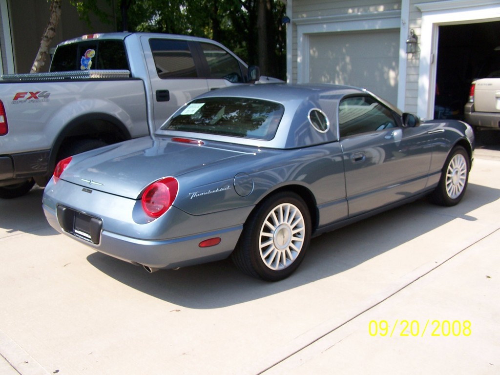 bubba_hawk 2005 Ford Thunderbird Specs, Photos, Modification Info at CarDomain