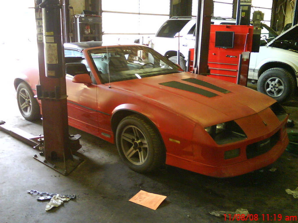 Another Formula_222 1985 Chevrolet Camaro post... - 12227457