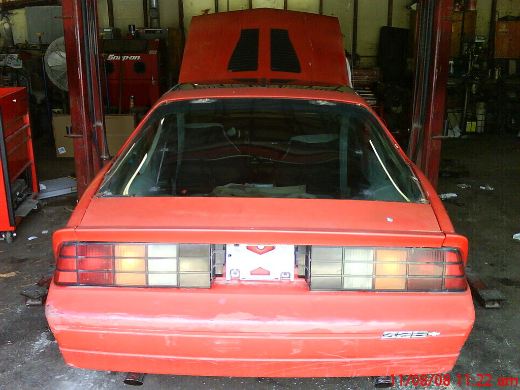 Another Formula_222 1985 Chevrolet Camaro post... - 12227463