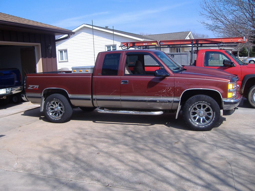 Another 98k1500 1998 Chevrolet C/K Pick-Up post... - 12228804