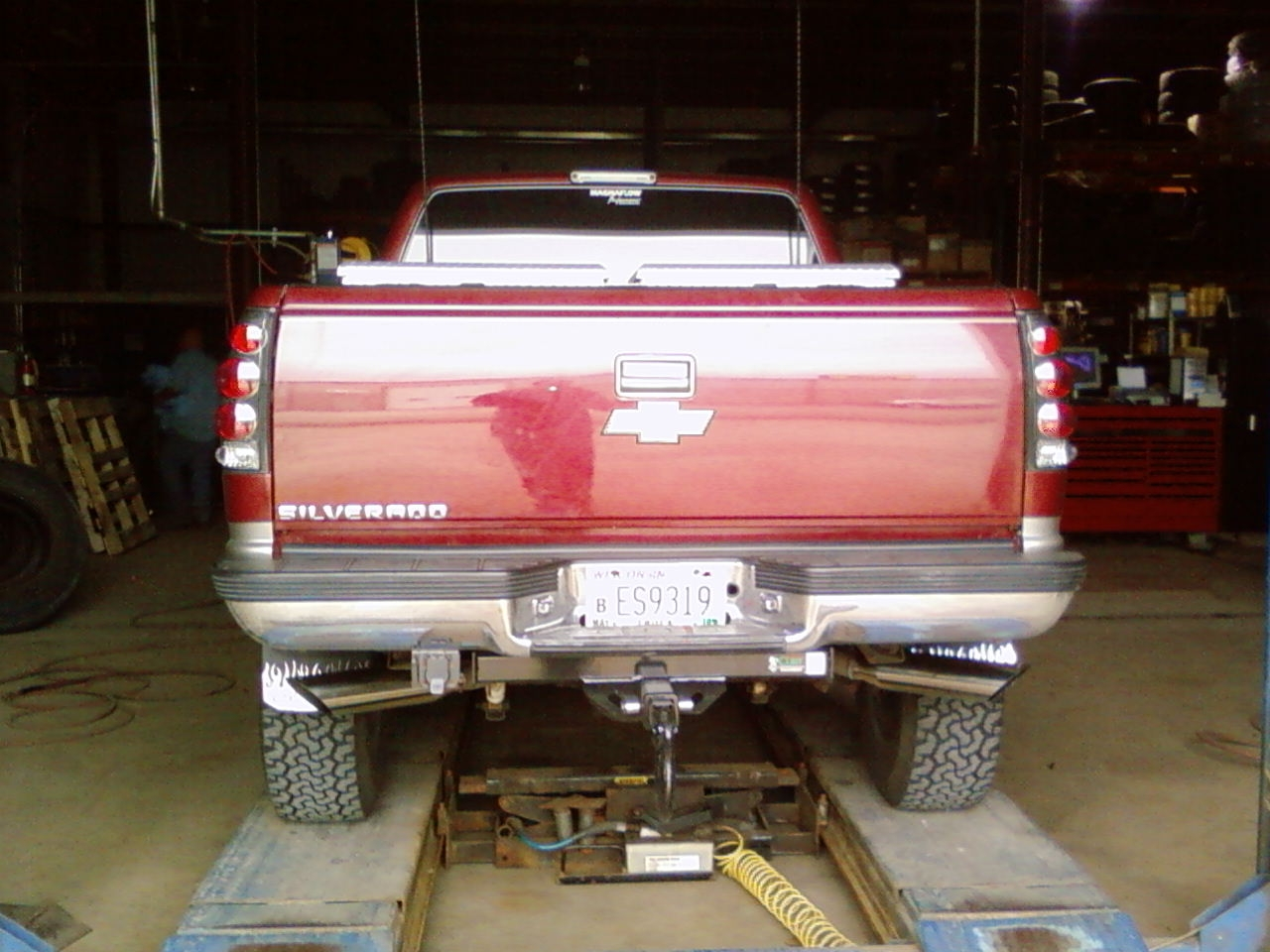 Another 98k1500 1998 Chevrolet C/K Pick-Up post... - 12228869