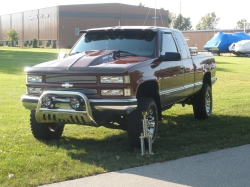 98k1500s 1998 Chevrolet C/K Pick-Up