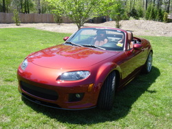 RedRyderMs 2008 Mazda Miata MX-5