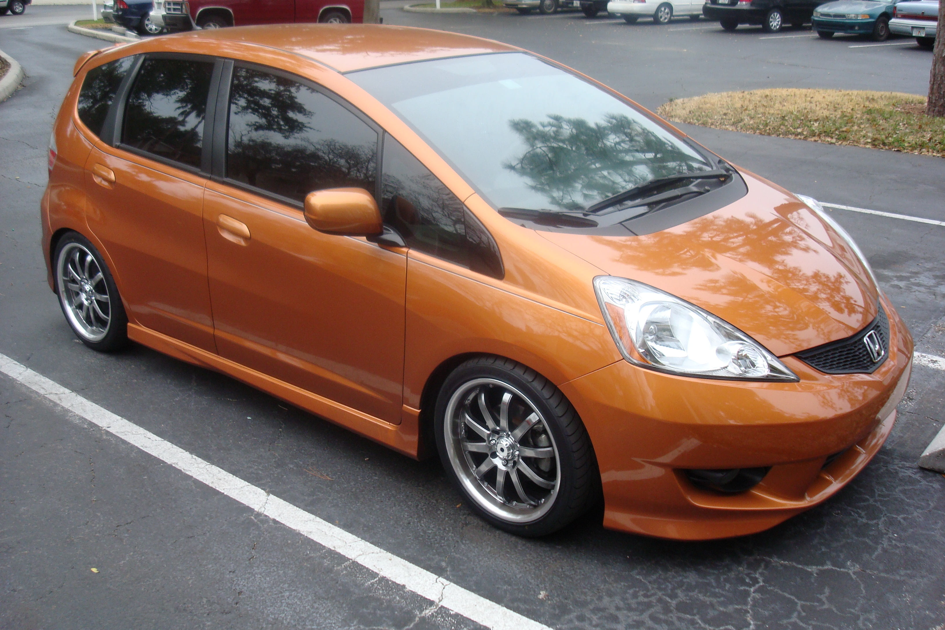 Another autoxtyle2 2009 Honda Fit post... - 12229295
