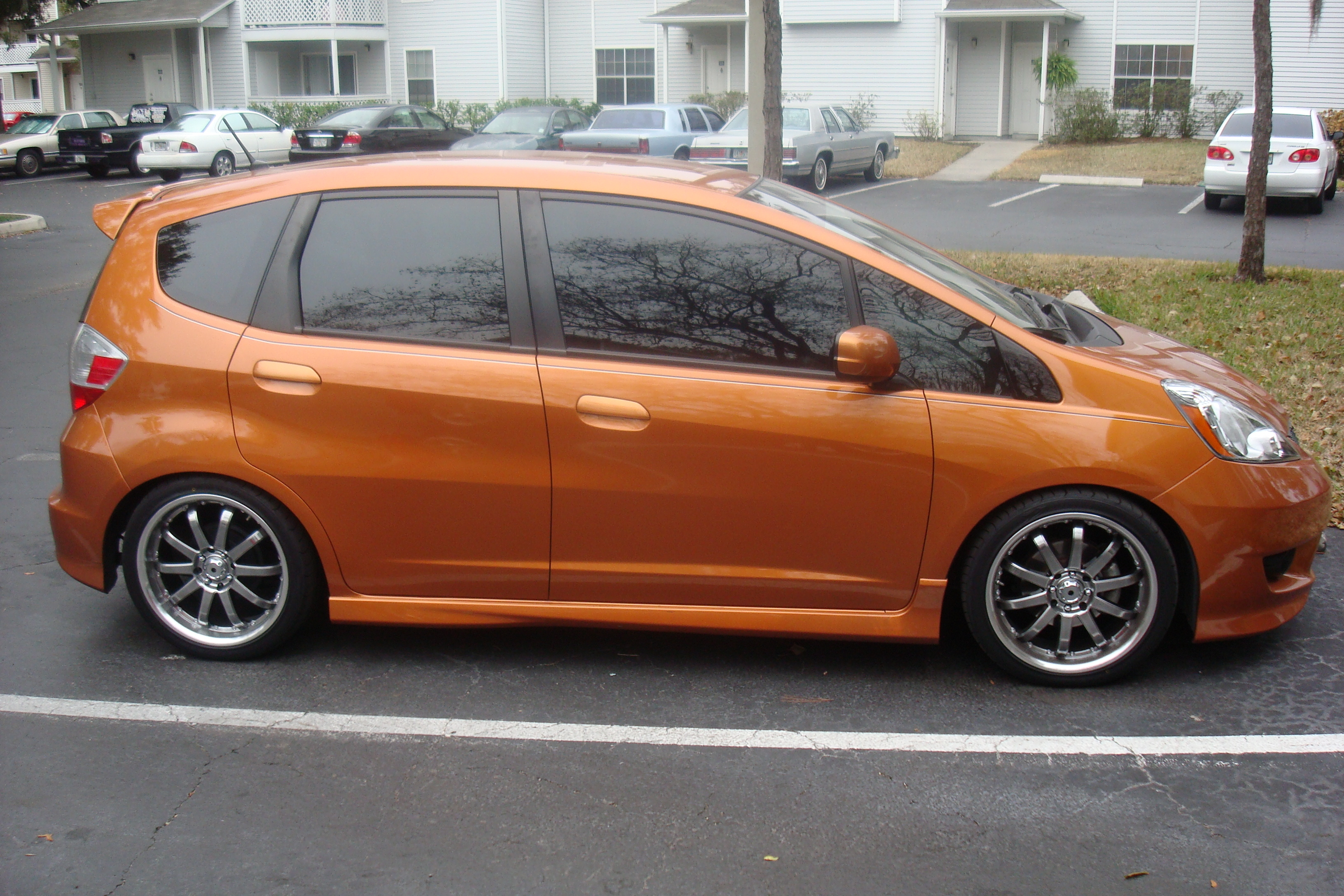 Another autoxtyle2 2009 Honda Fit post... - 12229296