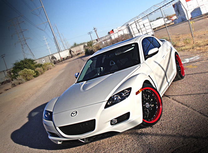 Real_speed723 2005 Mazda RX-8 8271612