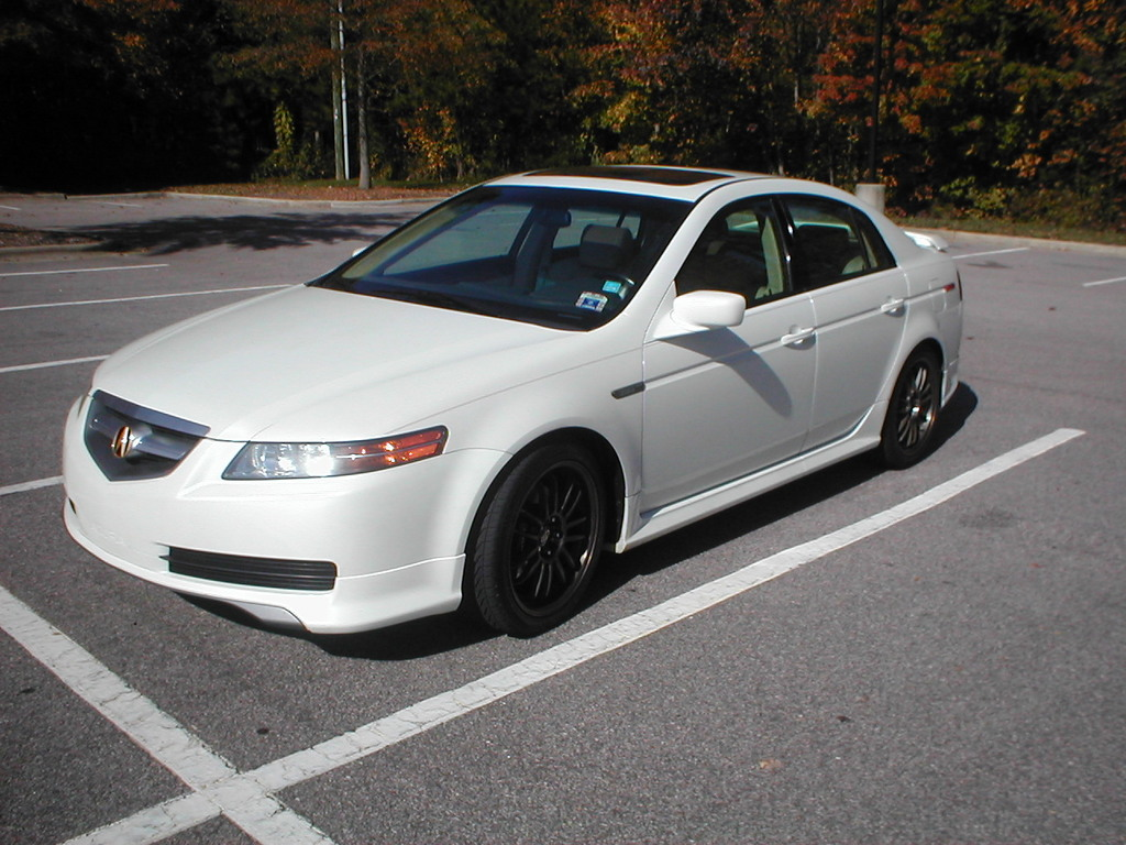 brettlong5 2004 acura tl specs photos modification info at cardomain. Black Bedroom Furniture Sets. Home Design Ideas