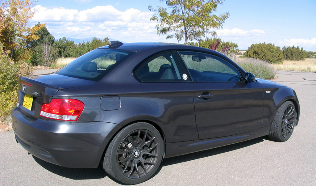 mikeolivera 2008 bmw 1 series specs photos modification info at cardomain. Black Bedroom Furniture Sets. Home Design Ideas