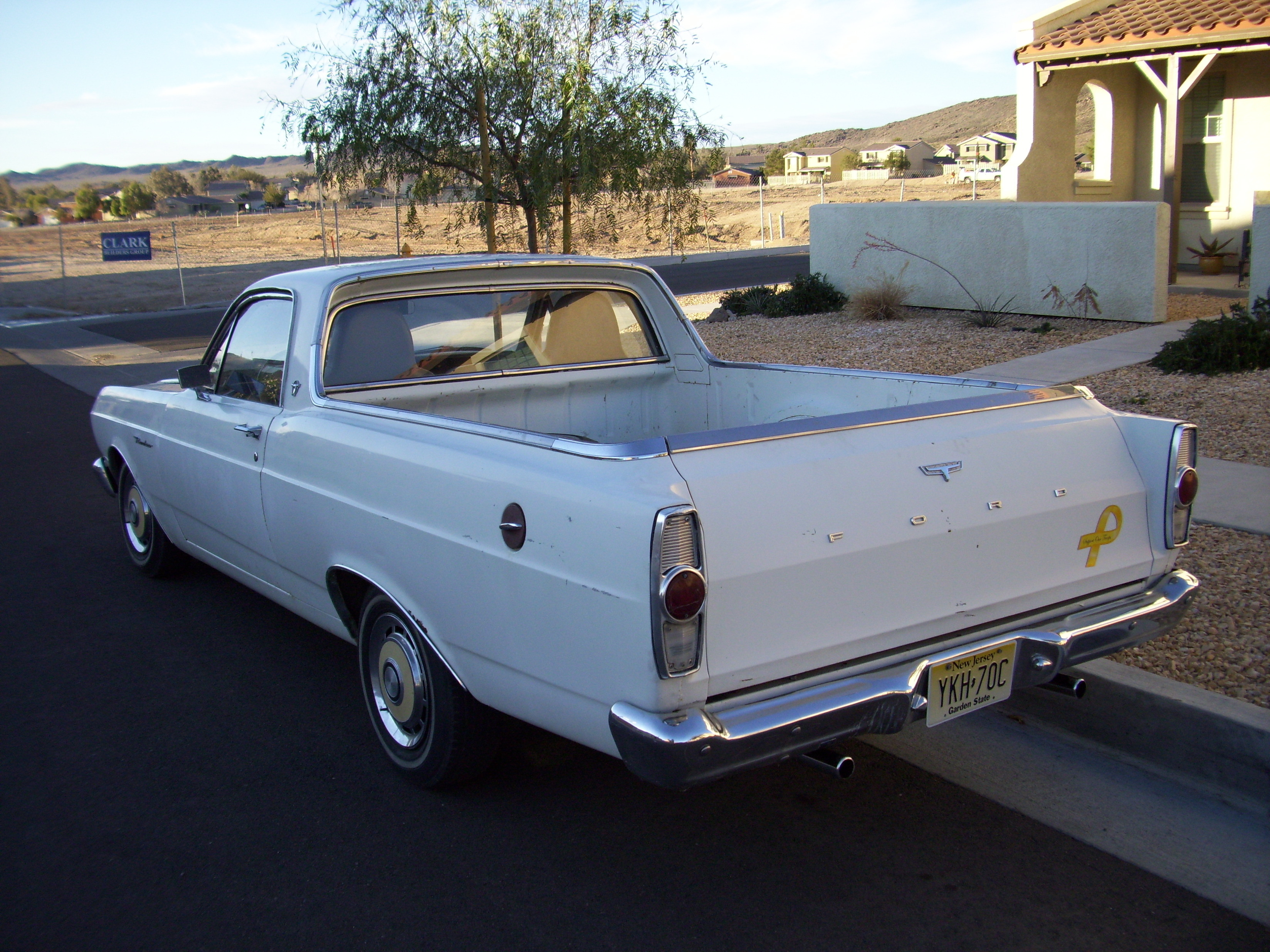 showvanist 1966 ford ranchero 31881640032_original - 1966 Ford Ranchero