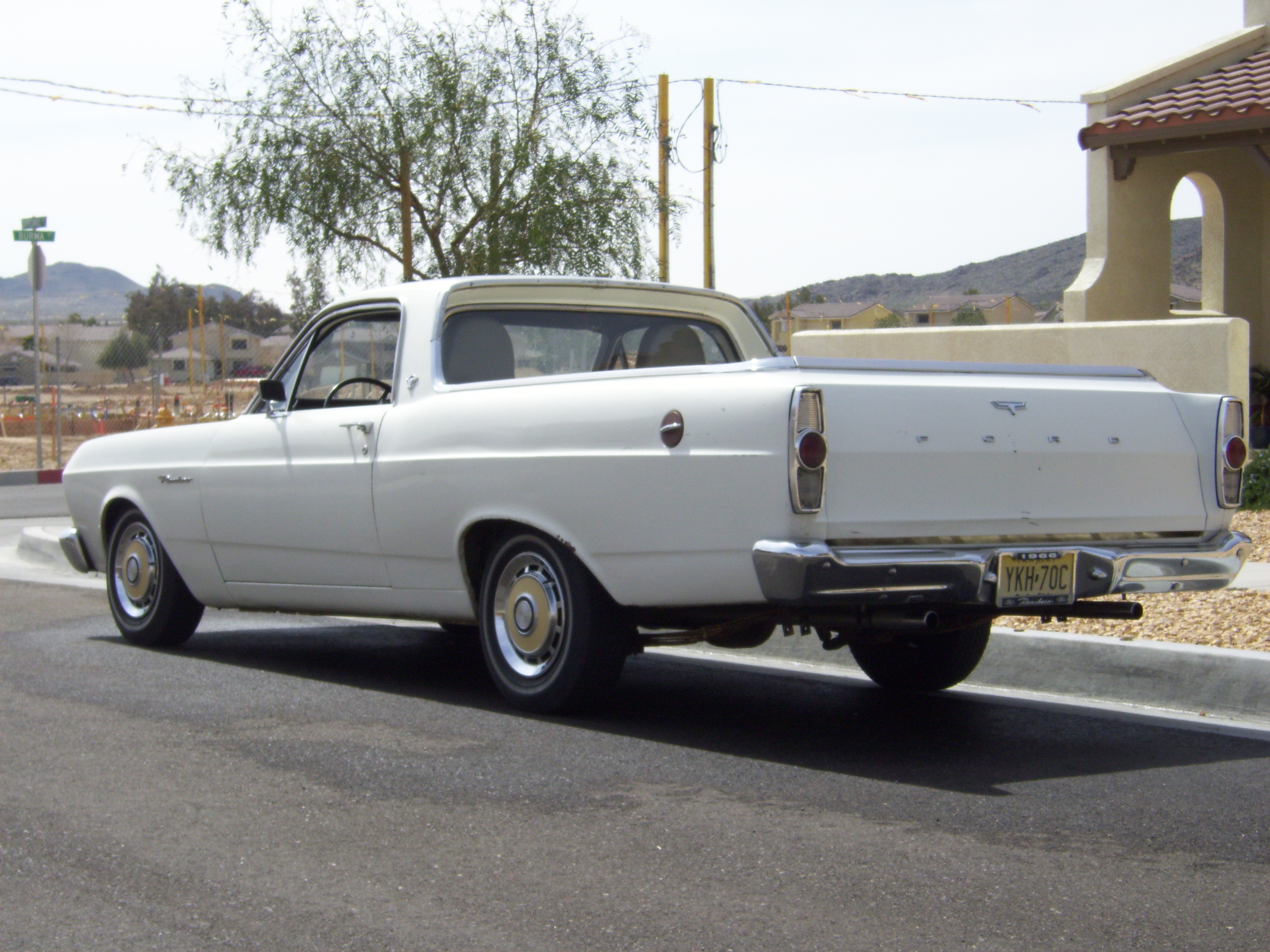 1964 Ford Falcon Ranchero Craigslist For Sale On 2014 Autos Post