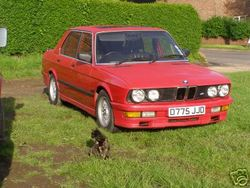 watty7s 1986 BMW 5 Series
