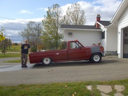 onetwin 1985 Ford F150 Regular Cab
