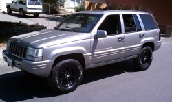 hokeytothepokeys 1997 Jeep Grand Cherokee