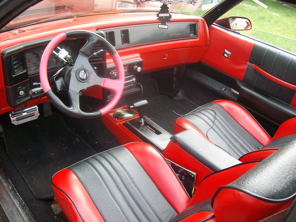blacksson22z 1987 chevrolet monte carlo specs photos modification info at cardomain. Black Bedroom Furniture Sets. Home Design Ideas
