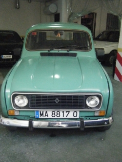 cahour 1981 Renault R5
