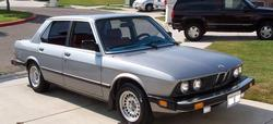 bsquire 1988 BMW 5 Series