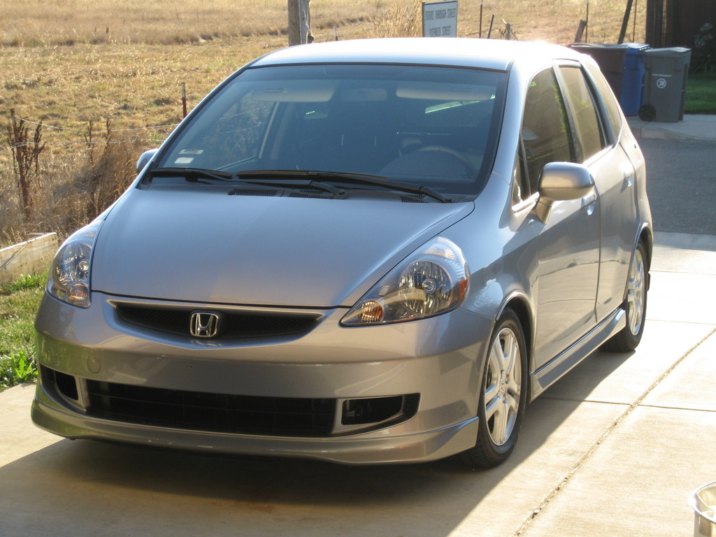 ... MrShaggs 2008 Honda Fit 31886630007_large ...